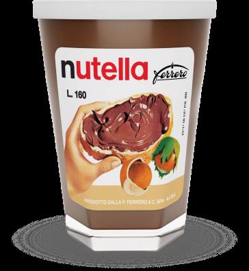 Barattolo Nutella
