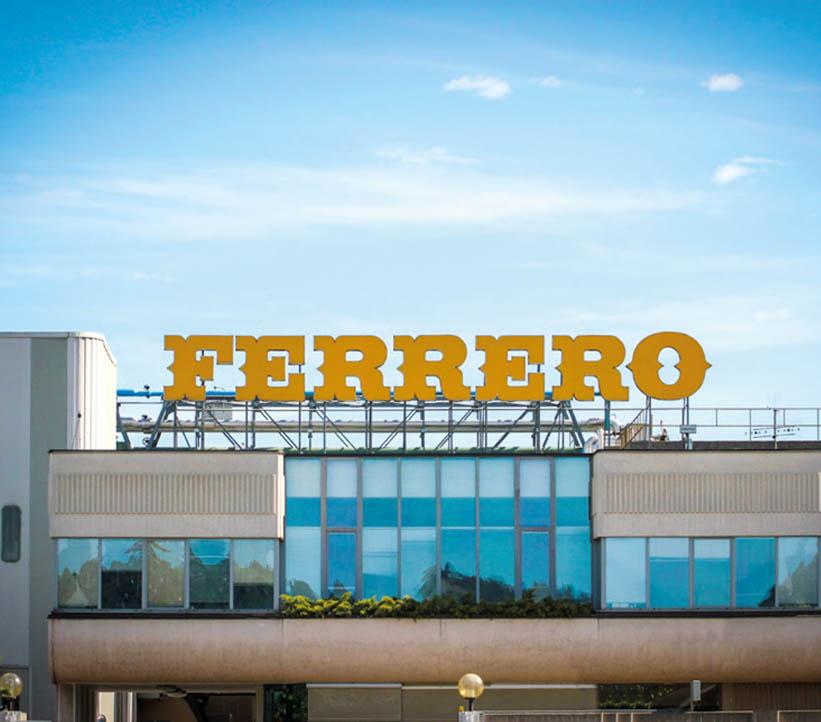 Ferrero facilities image